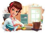 Look at screenshot of Mary le Chef: Cooking Passion. Platinum Edition
